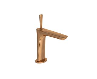 Monocomando de mesa bica baixa para lavatório