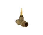 Base registro de pressão mvs para PVC 25MM