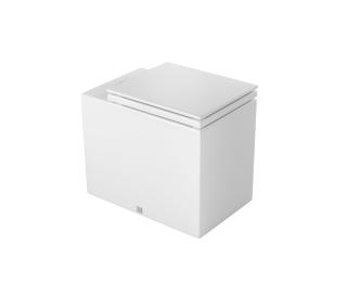 Bacia convencional ou para caixa acoplada com assento